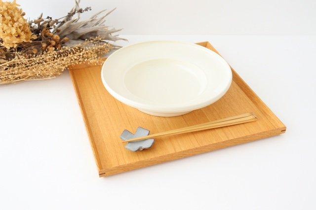 パスタ皿 白 陶器 酒井陶太 画像6