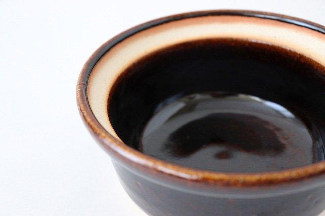 耐熱片手雑炊鍋 茶 耐熱陶器 伊賀焼 画像3