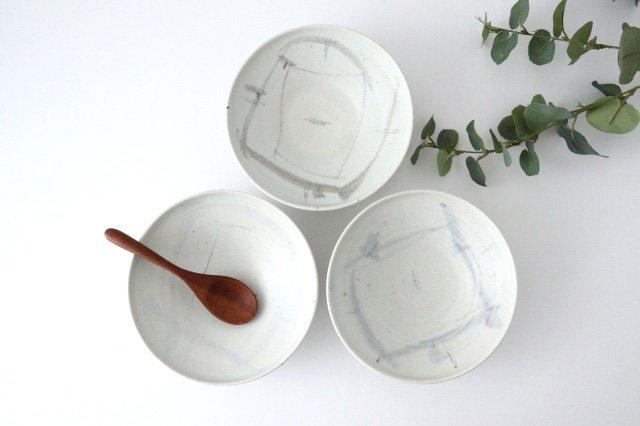 6寸浅鉢 彩御深井 陶器 南窯 美濃焼 画像4