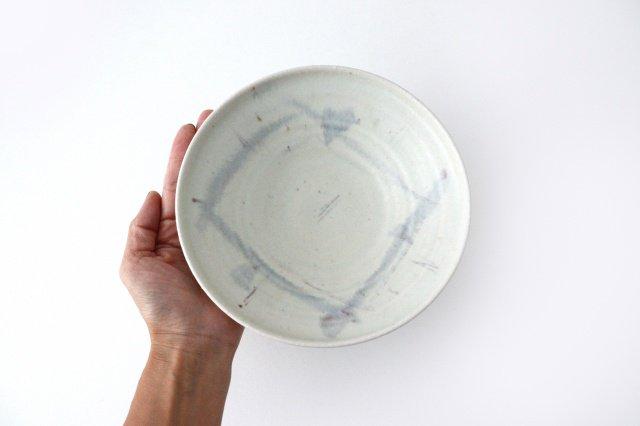 6寸浅鉢 彩御深井 陶器 南窯 美濃焼 画像5