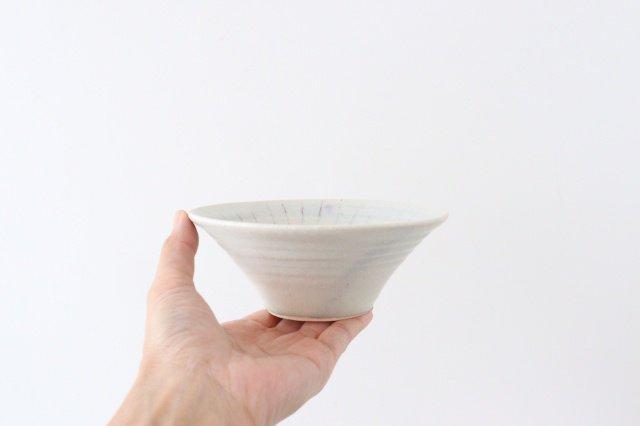 向付 彩御深井線刻 陶器 南窯 美濃焼 画像5
