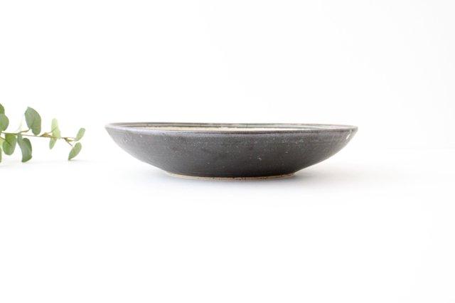 深皿 24cm 白 陶器 信楽焼 画像3