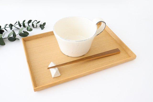 スープカップ 割れ粉引 陶器 信楽焼 画像5