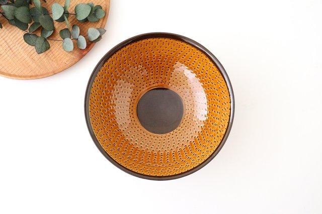 大鉢 トビカンナ 陶器 信楽焼 画像2