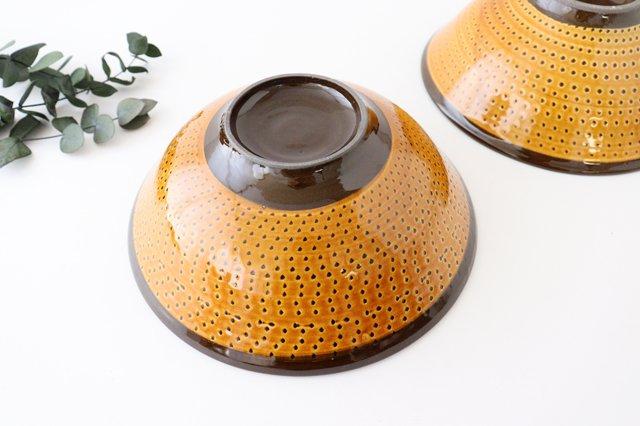 大鉢 トビカンナ 陶器 信楽焼 画像3