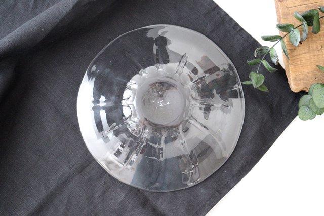 12面鉢 大 ガラス 河上智美 画像3