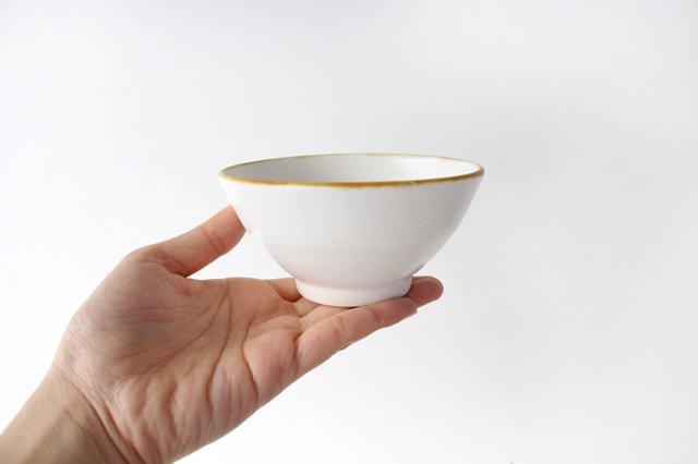 ご飯茶碗 小 ウマ 磁器 原村俊之 画像2