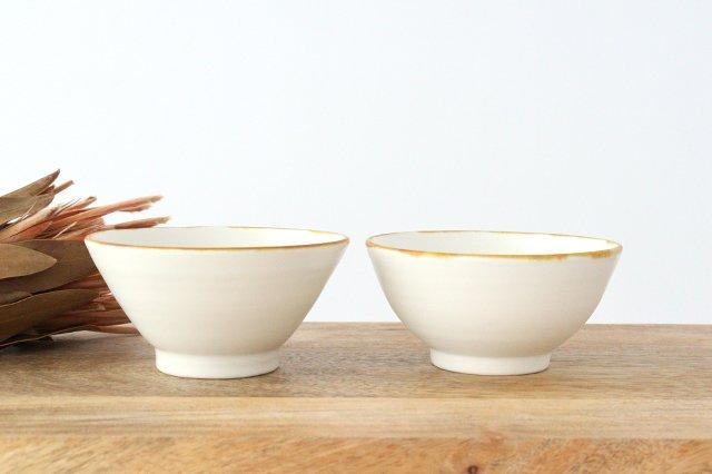 ご飯茶碗 小 ウマ 磁器 原村俊之 画像4