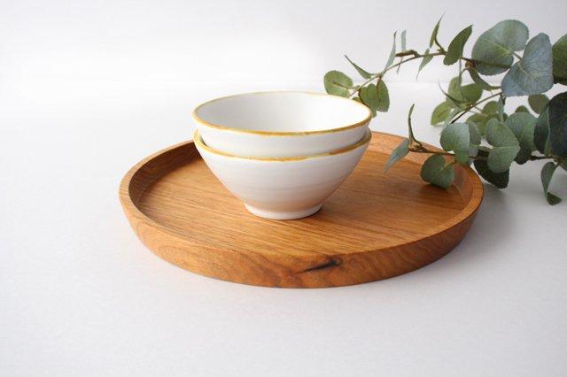 ご飯茶碗 小 ウマ 磁器 原村俊之 画像5