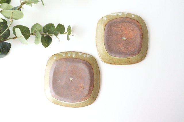 ペンギン 角皿 陶器 相澤かなえ 画像5