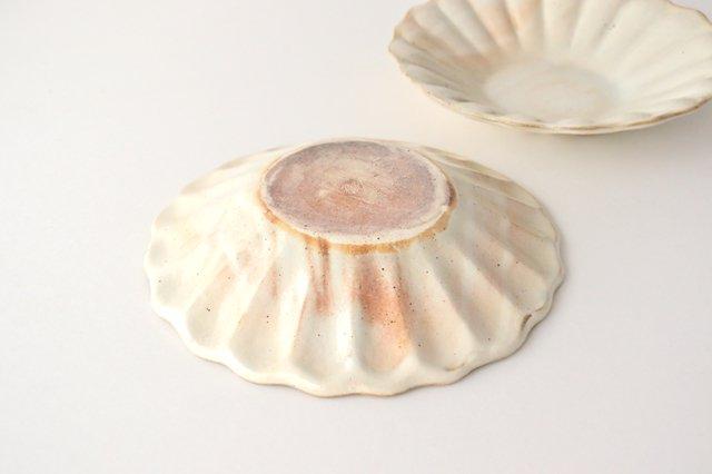鉄散 輪花深皿 大 陶器 古谷製陶所 画像5