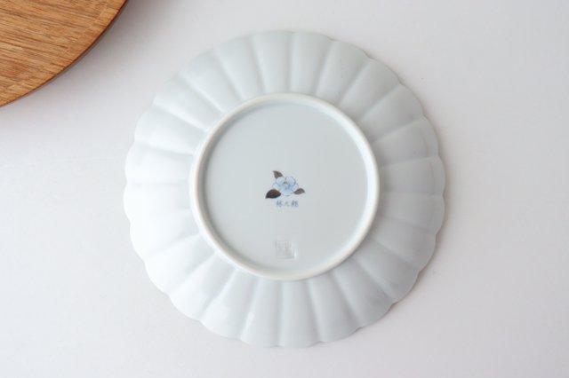 皐月15cm皿 ai 磁器 kotohogu 波佐見焼 画像3