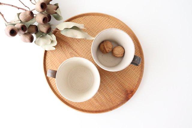 マグカップ 黒 陶器 堂本正樹 信楽焼 画像4