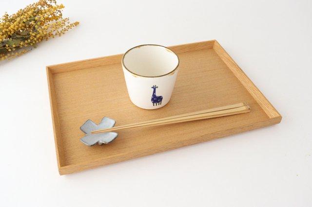 【一点もの】フリーカップ キリン 陶器 安見工房 信楽焼 画像5