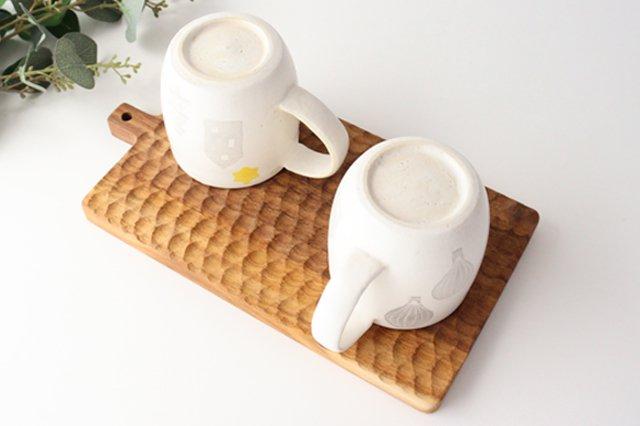 【一点もの】マグカップ 気球 陶器 安見工房 信楽焼 画像2