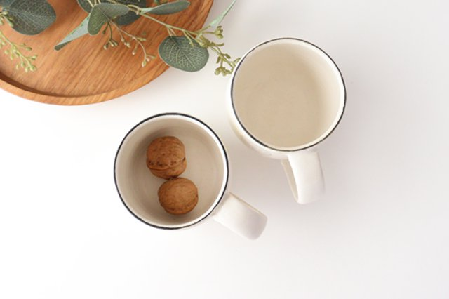 【一点もの】マグカップ 気球 陶器 安見工房 信楽焼 画像3