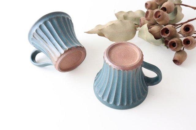 マグカップ 碧 陶器 昇陽窯 丹波焼 画像3