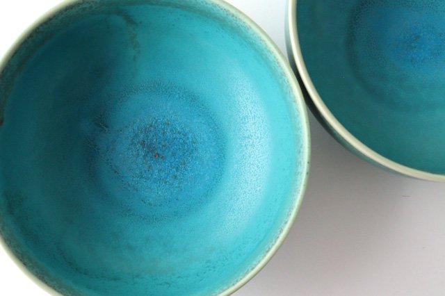 ボウル 16cm blue Terre 磁器 POTPURRI 画像6
