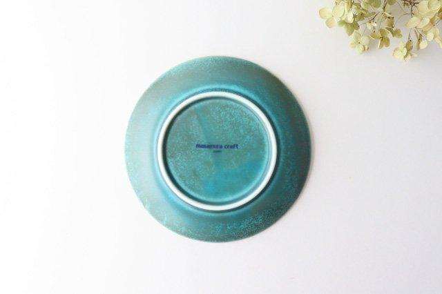 プレート 14cm blue Terre 磁器 POTPURRI 画像3