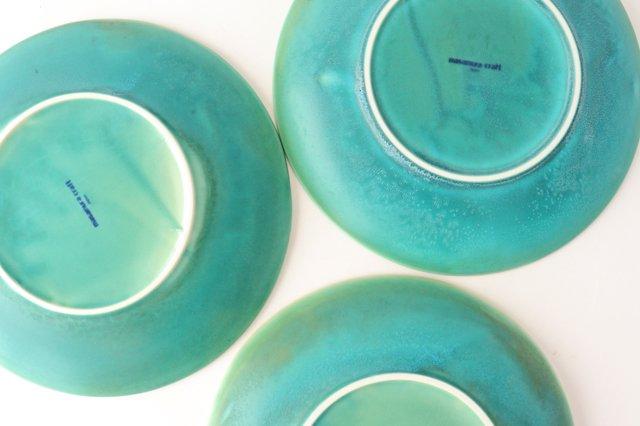 プレート 24cm blue Terre 磁器 POTPURRI 画像3