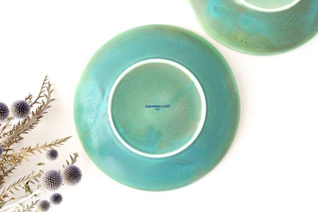 プレート 24cm blue Terre 磁器 POTPURRI 画像6