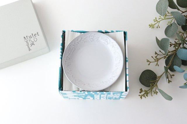 【無料ラッピング対象】小皿 5枚組み Mulet 陶器 POTPURRI 画像2