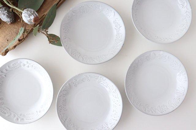 【無料ラッピング対象】小皿 5枚組み Mulet 陶器 POTPURRI 画像4
