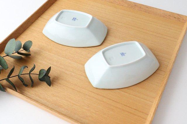 舟型小鉢 LEAVES 磁器 皓洋窯 有田焼 画像3