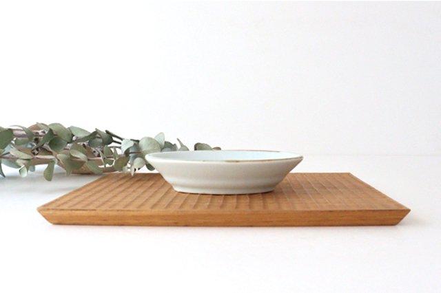 【うちる別注】楕円小鉢 菊紋 磁器 染付 有田焼 画像4