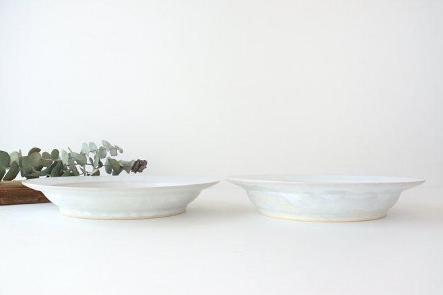 OP釉 パスタ皿 陶器 松尾直樹 画像2
