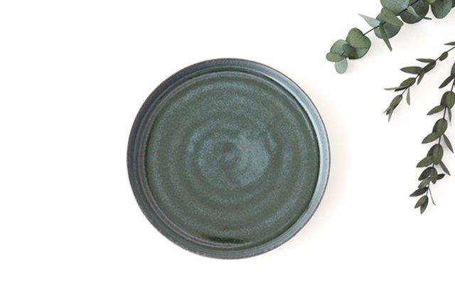 深皿 陶器 都築明