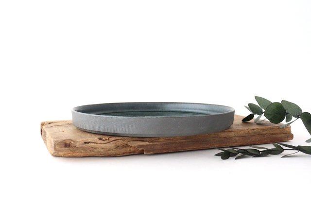 深皿 陶器 都築明  画像2