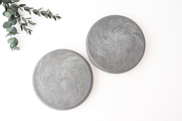 深皿 陶器 都築明  画像4