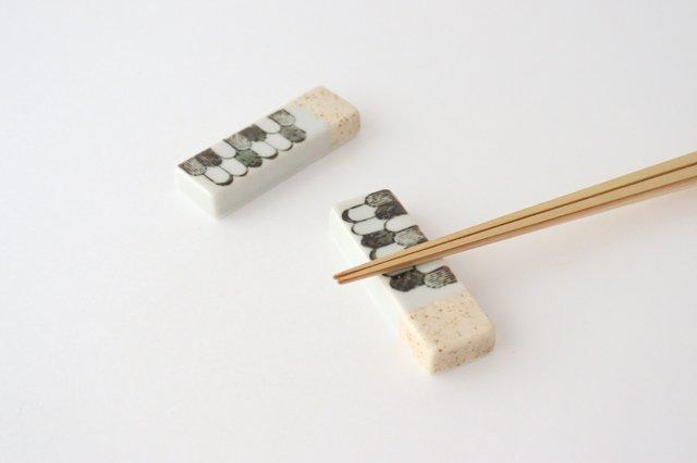 カトラリーレスト tile 磁器 kuppi 有田焼 画像3