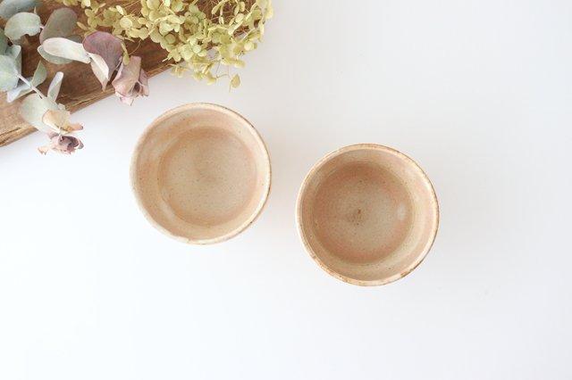 粉福 カフェオレボウル S 陶器 木のね 画像2