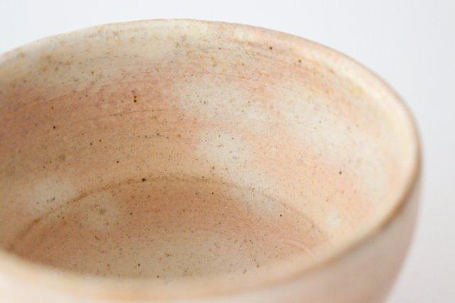粉福 カフェオレボウル S 陶器 木のね 画像5