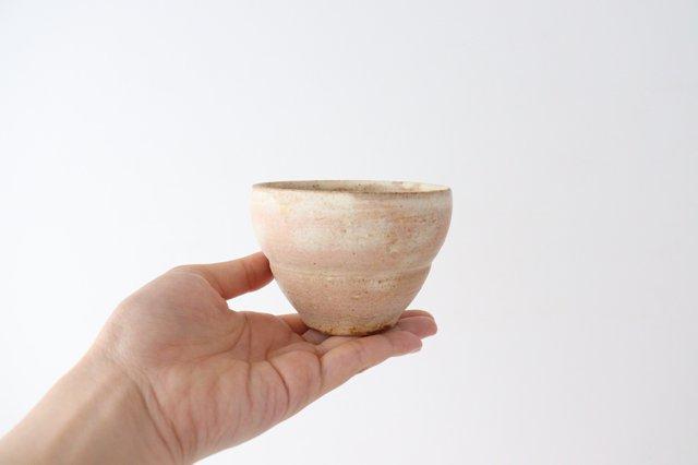 粉福 カフェオレボウル S 陶器 木のね 画像6