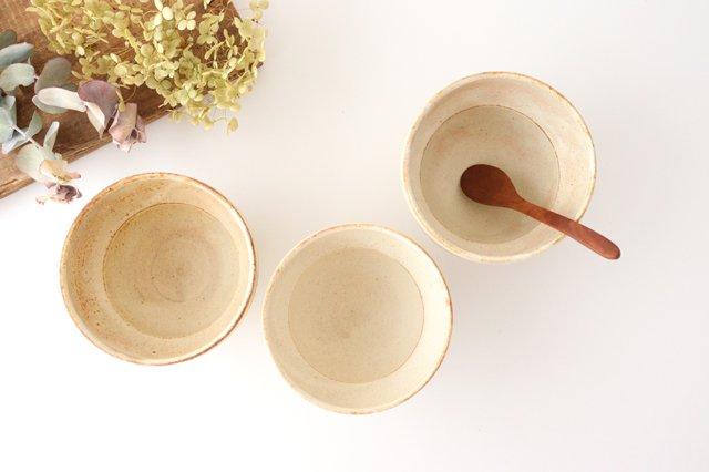 粉福 カフェオレボウル L 陶器 木のね 画像2