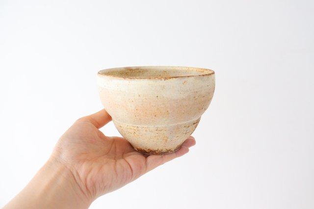 粉福 カフェオレボウル L 陶器 木のね 画像3
