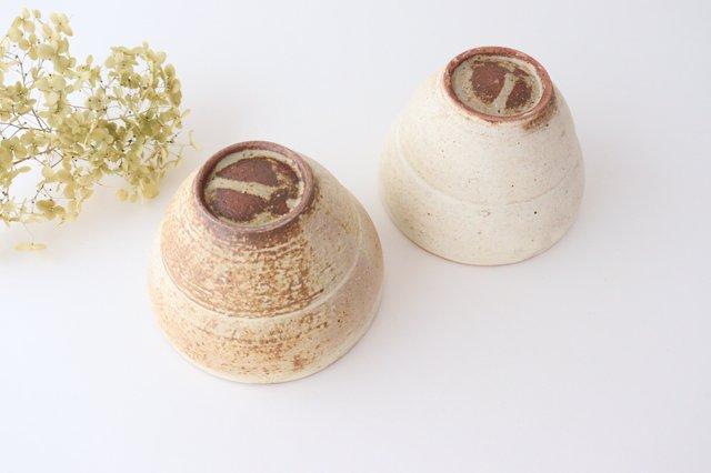 粉福 カフェオレボウル L 陶器 木のね 画像6