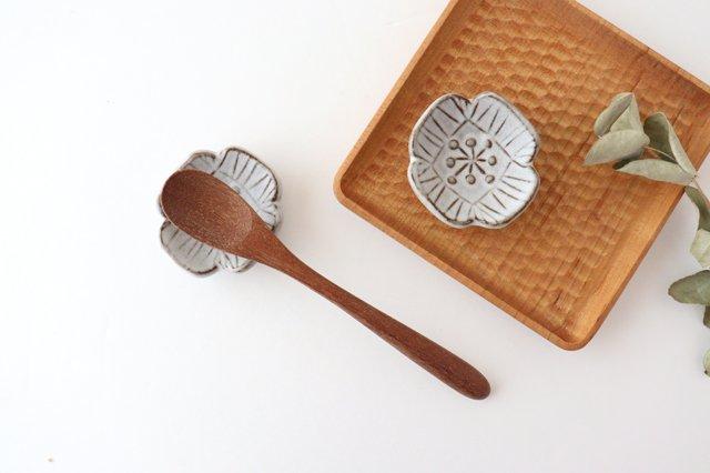 白マット箸置 ROSETTE 陶器 葛西国太郎 画像6