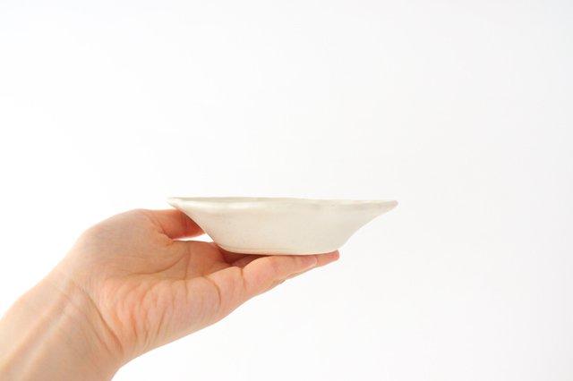 レモン小鉢 小 白 陶器 O然レ窯 画像3
