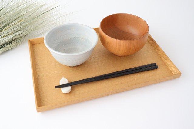 五角箸 墨味 食器洗浄機対応箸 画像6
