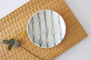 豆皿 リーフ 陶器 村田亜希商品画像