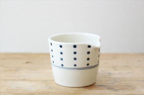 ピッチャー 玉絞り 陶器 村田亜希商品画像