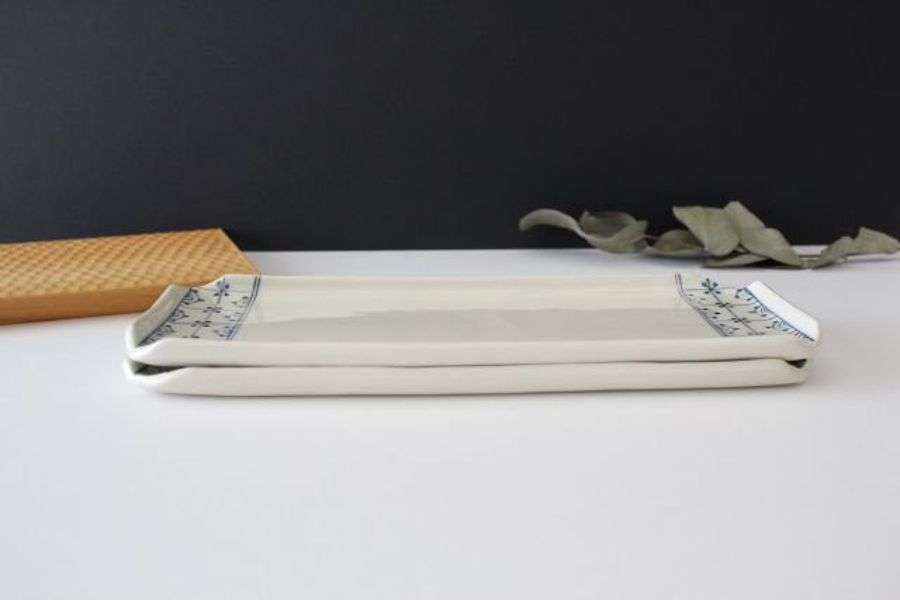 長板皿 木の実 陶器 村田亜希 画像2