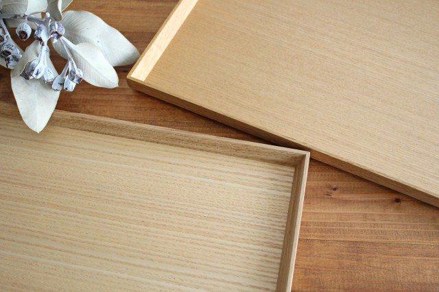 タモ白木塗 木製スープトレー 松屋漆器店 画像6