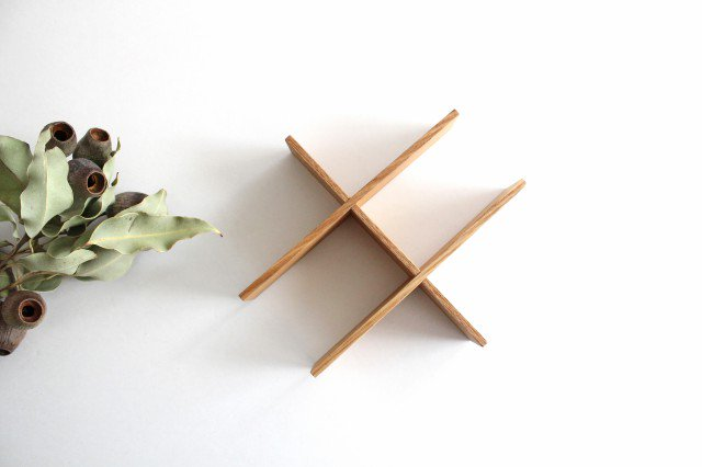 タモ白木塗 重箱用仕切り (六つ切) 松屋漆器店 画像4