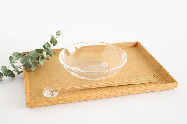 KIRIKO はしおき 花 ガラス atelierALI-BAB 山口未来 画像2