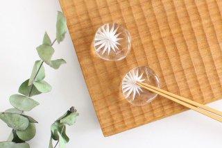 KIRIKO はしおき 花 ガラス atelierALI-BAB 山口未来商品画像